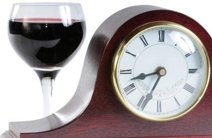 Cat timp rezista vinul?